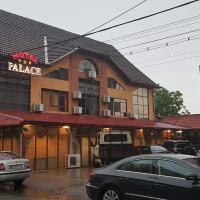 Hotel Palace, hotel din Târgu Jiu