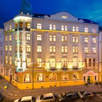Theatrino Hotel โรงแรมในปราก