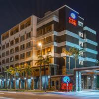 Comfort Suites Fort Lauderdale Airport & Cruise Port