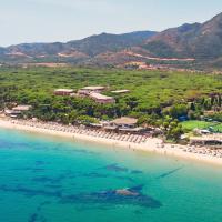 Forte Village Resort - Il Borgo, hotell i Santa Margherita di Pula