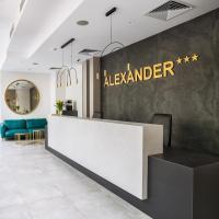 Hotel Alexander, hotel in Krakau