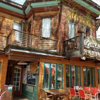 Duck Brand Hotel & Cuisine now the Observatory Inn, hotel in Winthrop