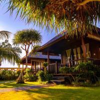 Balangan Beach Amangati, hôtel à Jimbaran