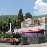 Ristorante Domino, отель рядом с аэропортом Региональный аэропорт Лугано - LUG в городе Аньо