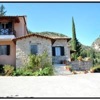 Luxury Stone Mansion in Mystra