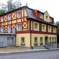 Spa Resort Libverda - Hotel Lesní Zátiší, Hotel in Bad Liebwerda