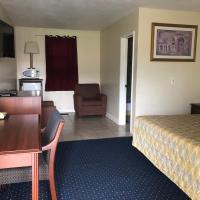 Grand Motel, hotel em Brantford