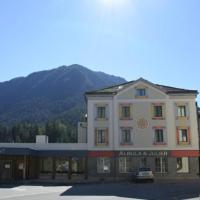 Hotel Albula & Julier, hotel in Tiefencastel