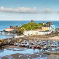 Royal Lion Hotel, hotel in Tenby