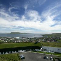 Hotel Føroyar, hotel in Tórshavn