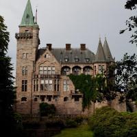 Teleborgs Slott, hotel in Växjö