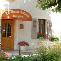 La Bonne Auberge, hotel in Ségny