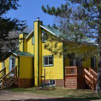 La Maison jaune de Chute-Saint-Philippe, hotel em Lac-Saint-Paul