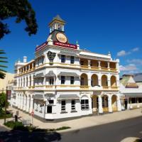 Criterion Hotel Rockhampton, hotel in Rockhampton