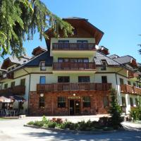 Kamzík Donovaly, hotel na Donovaloch