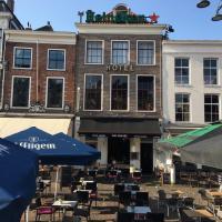 Amadeus Hotel, hotel in Haarlem