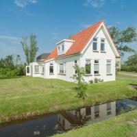 Quaint Holiday Home in Breezand near the Sea