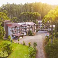 Hotel San Ghermann, hotel in Arroio Trinta