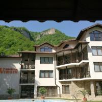 Family Hotel Virgin, hotel in Ribarica
