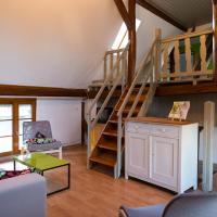 Gîte - Logement rénové dans ferme alsacienne, hotel in Pfettisheim