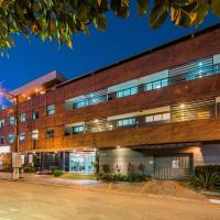 Hotel Metropolitano, отель в городе Coronel Fabriciano