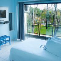 Hotel Serrador, отель в городе Пасу-Фунду