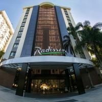 Radisson Porto Alegre, hotell i Porto Alegre