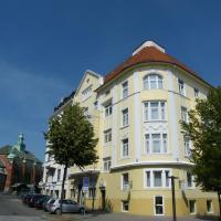 Hotel Stadt Lübeck, hotel in Lübeck