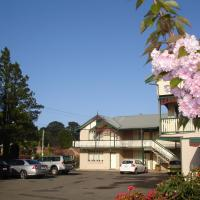 Three Explorers Motel, hotel em Katoomba