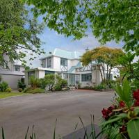Bnb on Hagley Park, Christchurch Central, A free ride to Railway Station