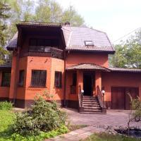 Коттедж на Ярославке, hotel in Zelenogradskiy