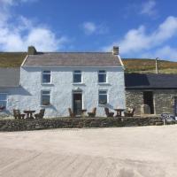 Old Irish farmhouse, hotel a Dingle