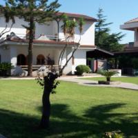 Villa Aurora, hotell i Sellia Marina