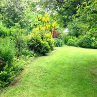 Spacious holiday home in Saint Breward with a garden