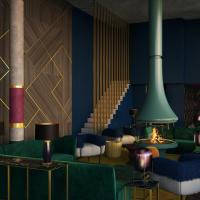 The Hide Flims Hotel, Hotel in Flims