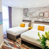 Oliver Plaza Hotel, hotel in Earls Court, London