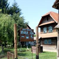 Stara Iža, hotel in Selišće Sunjsko