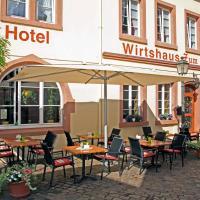 Wirtshaus zum Pferdemarkt, hotel in Saarburg
