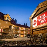 Best Western Plus Yosemite Way Station – hotel w mieście Mariposa
