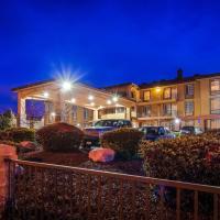 Best Western Plus Country Park Hotel, hotel in Tehachapi