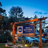 Best Western The Inn & Suites Pacific Grove, hotel in Pacific Grove