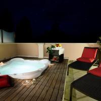 Villa dei Platani Boutique Hotel & SPA, hotell i Foligno