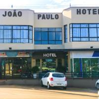 João Paulo Hotel, отель в городе Риу-Бранку