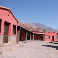 Hostal Paseo de los Colorados, hotel in Purmamarca