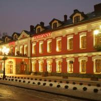 Hotel Koronny – hotel w mieście Zamość