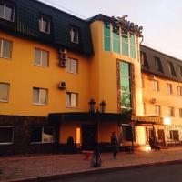 Гостиница Анзас, отель в Абакане