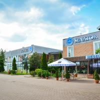 Hotel Senator, hotel near Timișoara Traian Vuia International Airport - TSR, Timişoara
