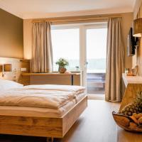 Hotel z'Leithen, hótel í Weng im Innkreis
