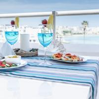 Hotel Albània, hotel a Otranto