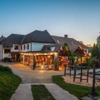 Die Hochrieß, отель в городе Purgstall